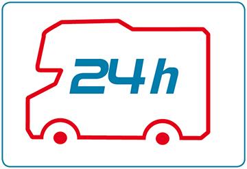 Atención personalizada las 24 horas