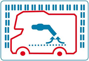 Box de lavado de vehículos y aspiración